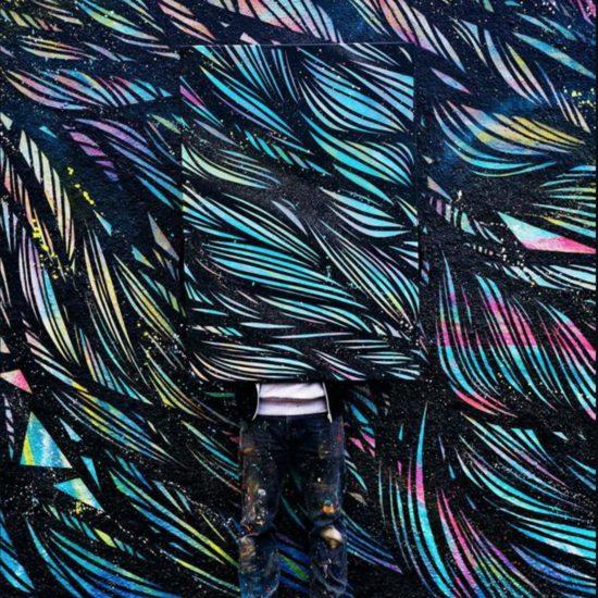 Moyoshi Street Art Art Urbain Galerie Daltra Megève