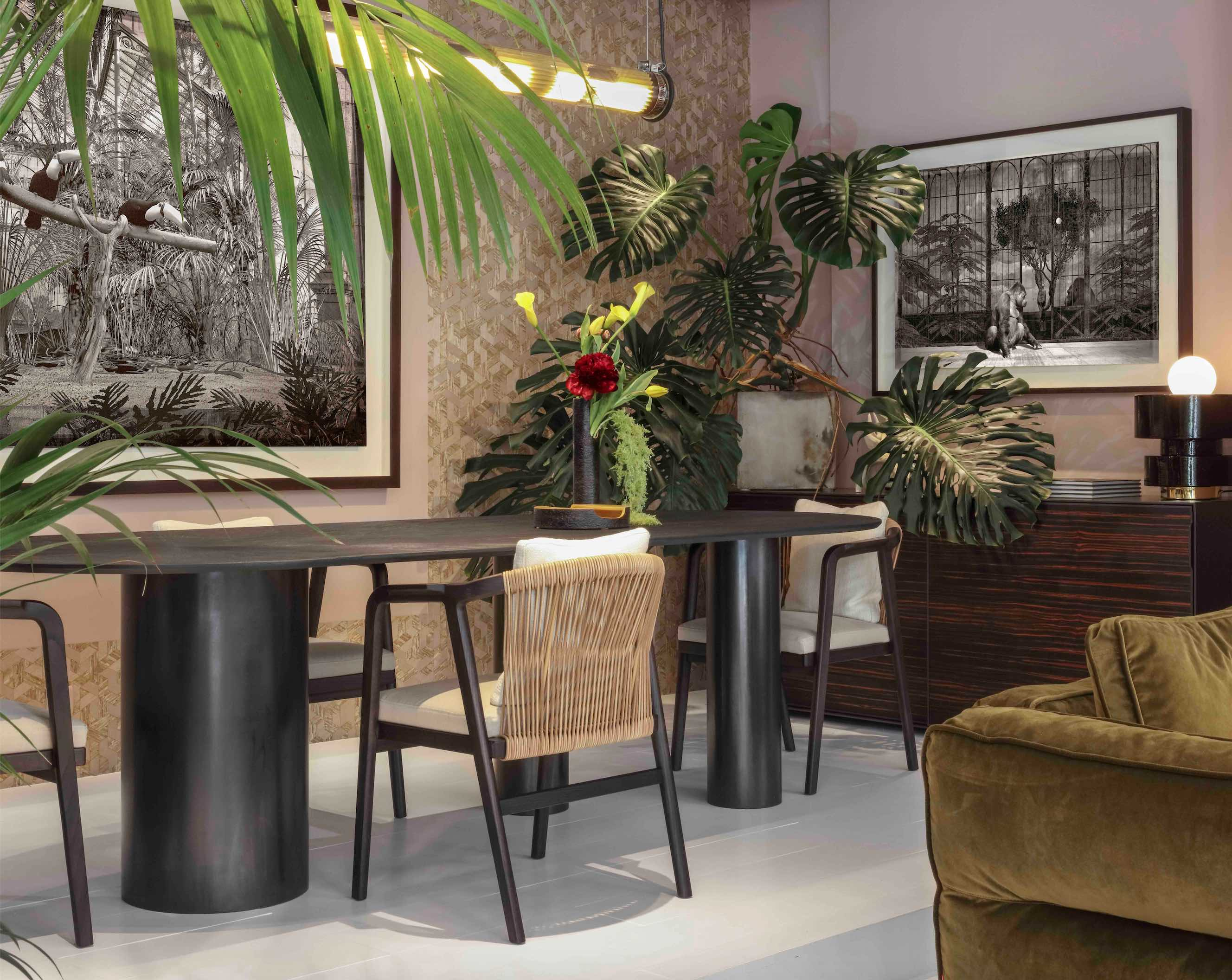 Jan Gulfoss chez Claude Cartier Décoration Inside Gallery Photography Galerie Daltra